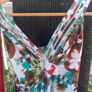 Tommy Bahama Dresses - Tommy Bahama sleeveless sundress